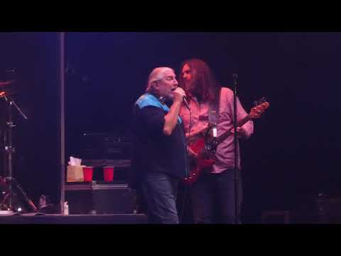 """Heard It in a Love Song"" Marshall Tucker Band@Boardwalk Hall Atlantic City 12/1/18"