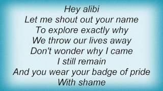 Idlewild - A Ghost In The Arcade Lyrics
