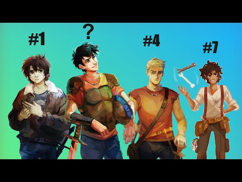 Download Top 10 Most Powerful Demigods in Percy Jackson