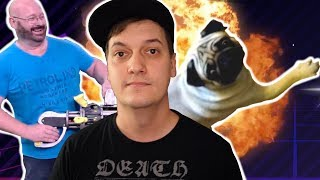 YouTuber bringt Hund Trick bei und muss dafür in den Knast & eine Gewerkschaft für Video Creator! thumbnail