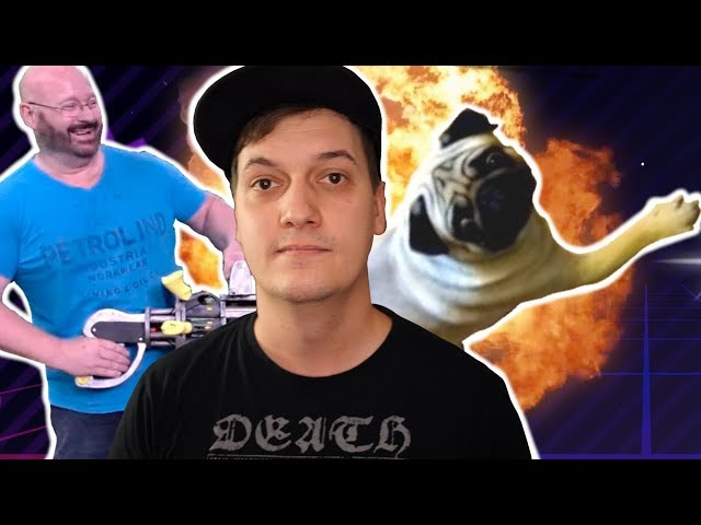 YouTuber bringt Hund Trick bei und muss dafür in den Knast & eine Gewerkschaft für Video Creator!