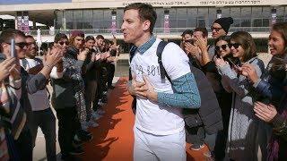 כאן אירוויזיון | מקסימליאן עושה את תל אביב