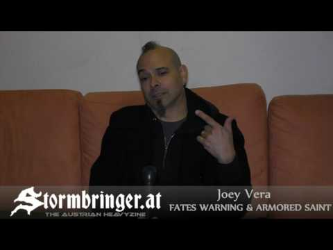 FULL FRONTAL WORD ASSAULT: Joey Vera