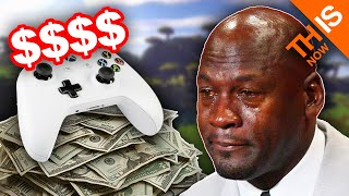 Video Games Getting WAY More Expensive?!