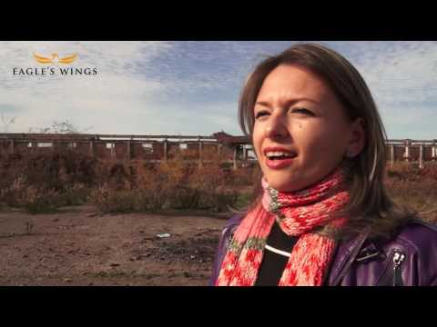 Eagle's Wings' history and mission in Albania