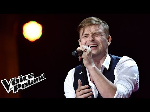 "Marek Molak - ""Are you gonna be my girl"" - Przesłuchania w ciemno - The Voice of Poland 8"