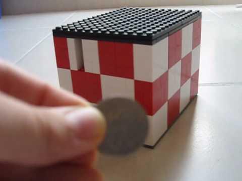 Lego Candy Machine Youtube