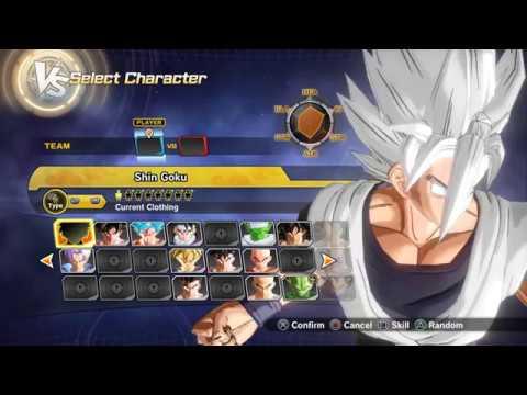How To Make Gogeta Dragon Ball Xenoverse 2