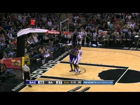 Tony Parker complete highlights 27 pts vs Sacramento Kings 03/11 hd