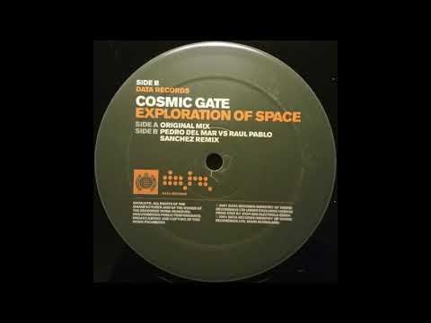 Cosmic Gate  Exploration Of Space Original Mix 2001