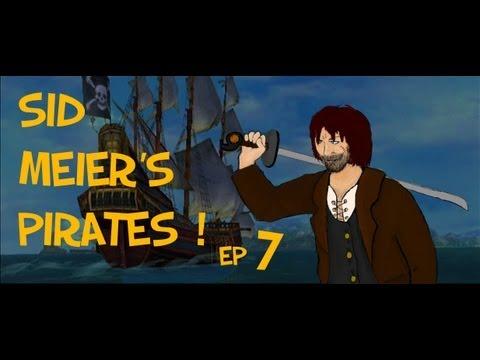 [Jako cube] Sid Meier's Pirates! ep7 fr HD