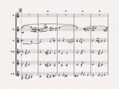 Libertango - Astor Piazolla - Tango Nuevo - Clarinet Quintet