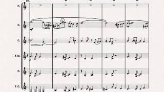 Libertango - Astor Piazolla - Tango Nuevo - Clarinet Quintet Resimi