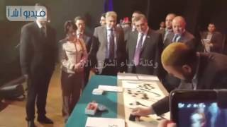 بالفيديو : يوم ثقافي صيني بالفيوم لمرور 60 عاما علي العلاقات المصرية الصينية