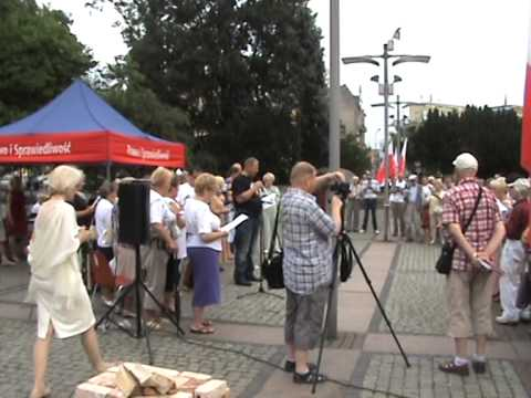 Modlitwa obozowa - Modlitwa AK - Śpiewnik Polski - Szczecin 2014