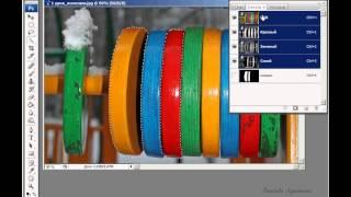 Урок 24: Каналы в PhotoShop. Принципы работы с каналами