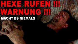 HEXE RUFEN - Besser NICHT TESTEN !!