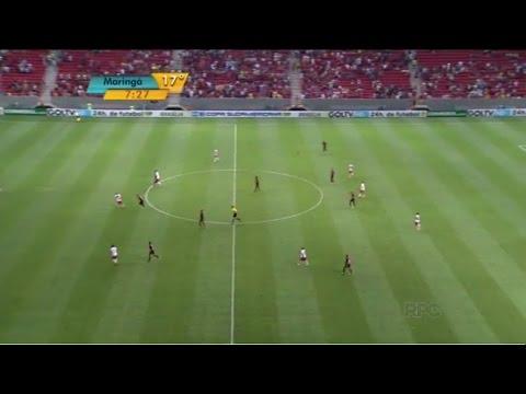 Brasília 0 - 0 Atlético Paranaense Copa Sudamericana 2015