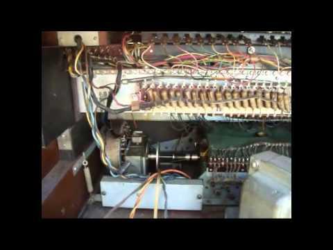 Hammond C3 Organ Rebuild