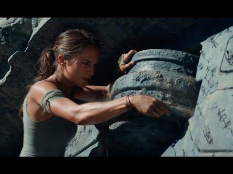 'Tomb Raider'   1  Alicia Vikander, Dominic West