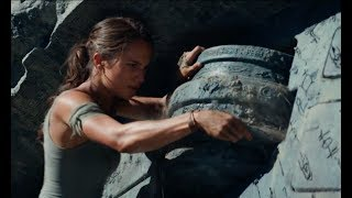 'Tomb Raider' Official Trailer #1 | Alicia Vikander, Dominic West