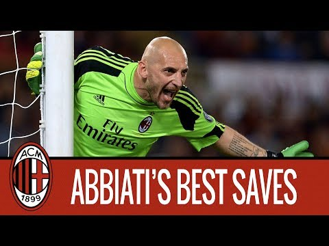The Best Saves From Christian Abbiati as a Rossonero