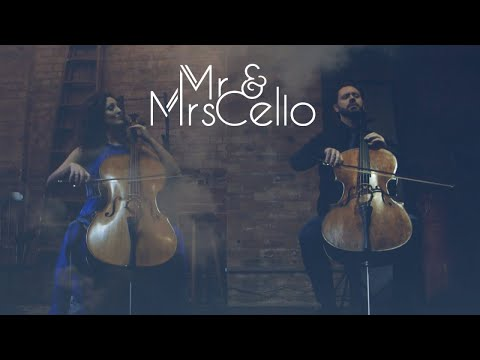 Nuvole Bianche (by Ludovico Einaudi) For Two Cellos - Mr & Mrs Cello