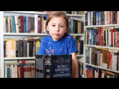Scientists Discover 5 Yr Old Boy Is Telepathic