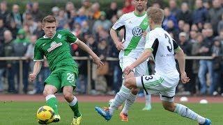 Highlights: SV Werder Bremen U23 - VfL Wolfsburg II
