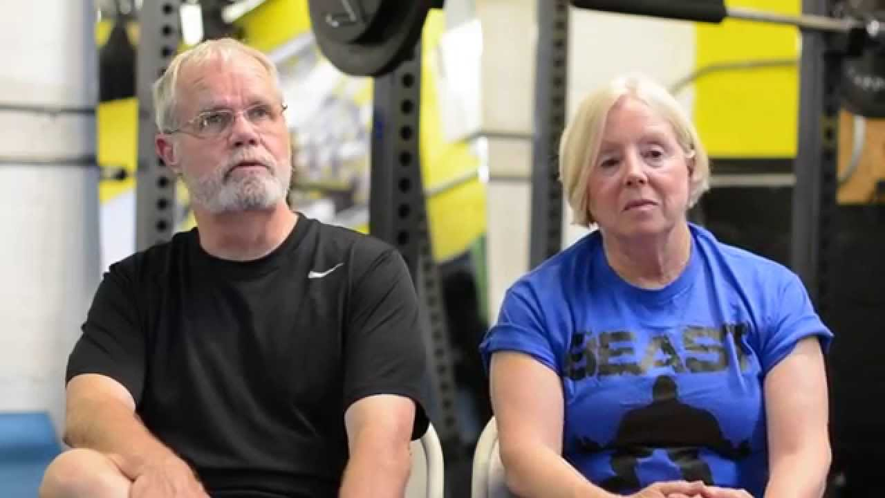 LIVE TRAIN EVOLVE Member Profile - Jim & Carolyn