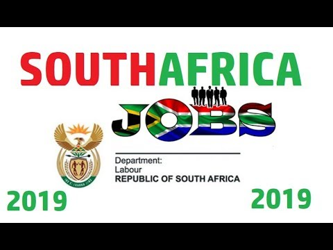 NEW HR JOB IN SOUTH AFRICA 2019//HOW TO FIND JOB IN SOUTH AFRICA//NEW JOB IN SOUTH AFRICA