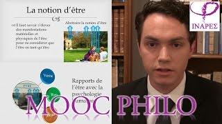 Introduction à la Métaphysique 1/2 - Ontologie générale