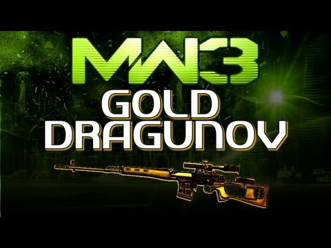MW3 Online - GOLD AS50 - MW3's Best Kept Secret (Perk and