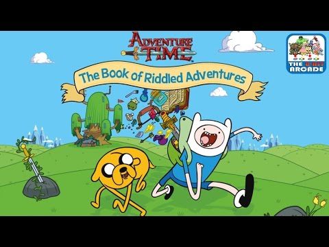 Adventure Time: The Book of Riddled Adventures (Cartoon Network Quiz)
