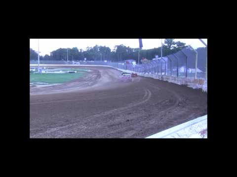 June 27 2015 Thunder Stock Heat 1- Putnam County Speedway