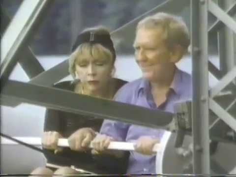 Gloria Grahame, Burgess Meredith--Mr. Griffin and Me, 1981 TV