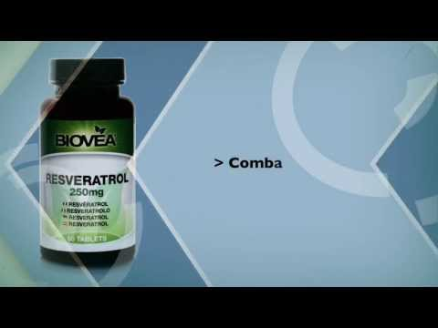 Puissant, Naturel Antioxydant: Resveratrol
