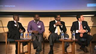 Making the Calls: The State of Diversity in Sports Media in 2014 (Panel 1 of 4)