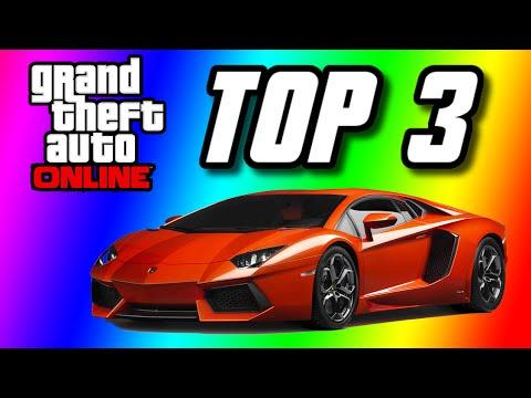 GTA 5 - Top 3 Paint Jobs - Best Looking Super Car Paint Colors!