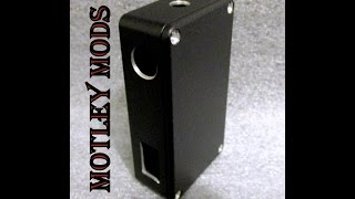How to Drill Holes in a Box Mod Enclosure
