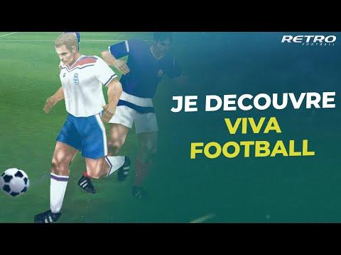 Retro Football : Je découvre...Viva Football (l'intro du jeu est choquante)