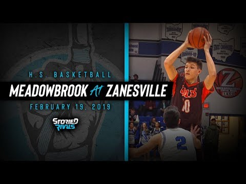 HS Basketball | Meadowbrook at Zanesville [2/19/19]