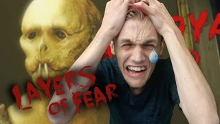 LAYERS OF FEAR! - HORROR GAME