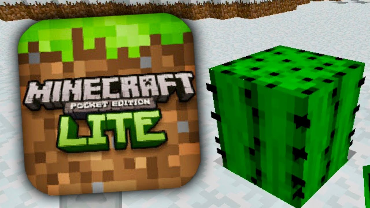 You don't remember THIS about Minecraft Lite