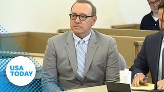 Kevin Spacey case dropped | USA TODAY