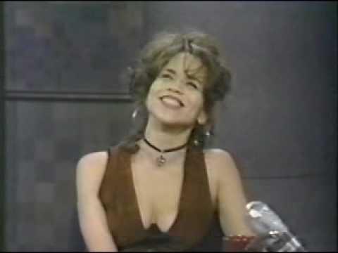 Rosie Perez on Late Night (1993)