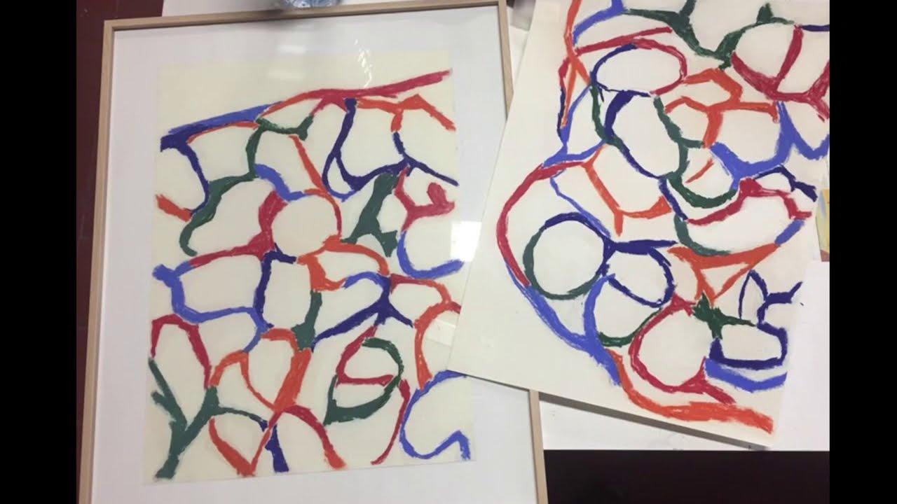 Tracés et empreintes. 2018. Patrick Lebrat
