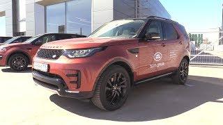 2019 Land Rover Discovery 5. Обзор (интерьер, экстерьер, двигатель).