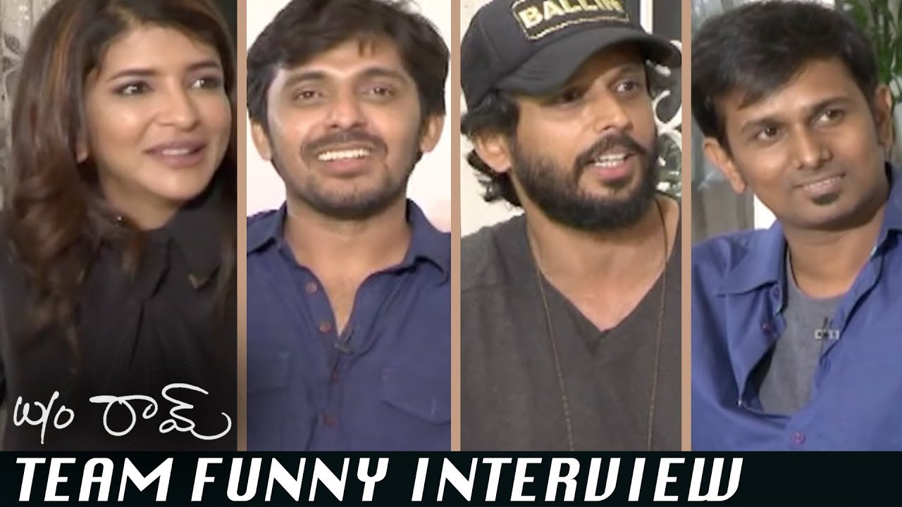 #WifeOfRam Team Funny Interview   Lakshmi Manchu   Aadarsh   Priyadarshi   Vijay Yelakanti