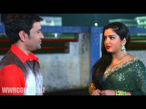 Dinesh Lal Yadav Proposing Aamrapali Dubey.... What.......!!!